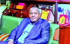 الصورة: الصورة: اتهامات فساد تلاحق رئيس الهلال السوداني