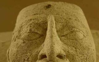 الصورة: الصورة: غواتيمالا تسترد من بلجيكا قناعاً من حضارة المايا عمره ألف عام