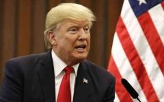 """الصورة: الصورة: ترامب: ردّنا على أيّ هجوم إيراني سيكون """"أقوى ألف مرة"""""""