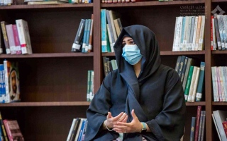 الصورة: الصورة: لطيفة بنت محمد: قطاع الآداب والنشر في دبي ركن جوهري في الحياة الثقافية
