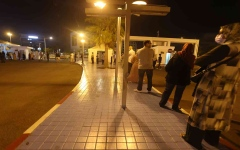 الصورة: الصورة: المغرب يسجّل 2121 إصابة جديدة بكورونا و34 وفاة