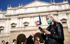 """الصورة: الصورة: """"الصحة العالمية"""" تحذر مع عودة المدارس: أوروبا تدخل مرحلة حاسمة في محاربة كورونا"""