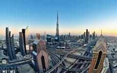 الصورة: الصورة: 397 مليون درهم تصرفات عقارات دبي