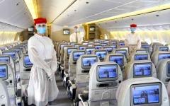الصورة: الصورة: خدمات طيران الإمارات ضمن الأكثر تميزاً ورُقِيّاً