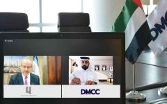 الصورة: الصورة: بورصتا الماس في دبي وإسرائيل توقعان اتفاقية لتعزيز التجارة الإقليمية