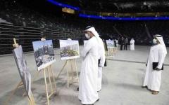 الصورة: الصورة: خالد بن محمد بن زايد:  ماضون بمسيرة التنمية مهما كانت المتغيرات