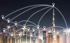 الصورة: الصورة: أبوظبي ودبي  أكثر المدن الذكية إقليمياً
