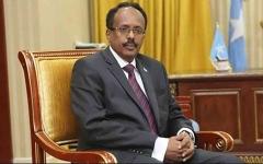 الصورة: الصورة: تعيين محمد حسين روبلي رئيساً جديداً للوزراء في الصومال