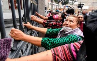 الصورة: الصورة: مقتل 5 نساء في هجوم على عزاء بالمكسيك