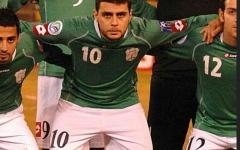 الصورة: الصورة: الموت يُغيب اللاعب اللبناني محمد عطوي
