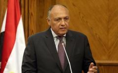 """الصورة: الصورة: مصر تستنكر تصريحات وزير خارجية تركيا بشأن """"30 يونيو"""""""