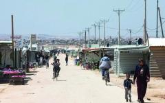 الصورة: الصورة: «كورونا» يقضّ مضاجع اللاجئين السوريين في المخيمات