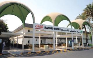 الصورة: الصورة: مستشفى راشد يدخل «المنظار الجراحي» لتشخيص وعلاج إصابات البطن