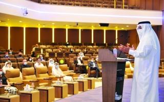 الصورة: الصورة: لقاءات مفتوحة بين القطاع الصحي الحكومي والخاص لتفعيل «حصانة»