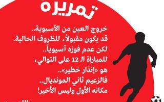 الصورة: الصورة: مكانه الأول وليس الأخير!