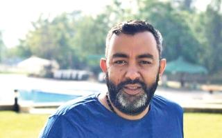 الصورة: الصورة: «نادي الناشرين» يستضيف شريف بكر