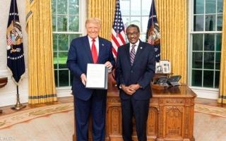 الصورة: الصورة: تطلّع أمريكي لإحراز تقدّم في العلاقات مع السودان