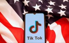 """الصورة: الصورة: """"تيك توك"""" تأمل بأن يسهم الاتفاق بشأنها في معالجة مخاوف الولايات المتحدة"""