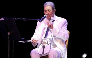 """الصورة: الصورة: وفاة """"الملاك الأبيض"""" عميد الأغنية الأندلسية الجزائرية متأثرا بإصابته بكورونا"""