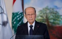 الصورة: الصورة: عون: لبنان مقبل على مصيبة إذا لم تُشكل الحكومة