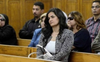 الصورة: الصورة: قضاء مصر يؤيد حبس سما المصري عامين