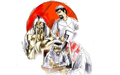 الصورة: الصورة: يستغل مرض والده لحرمان إخوته من ملكية عقار