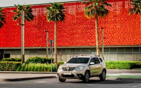 الصورة: الصورة: سيارة رينو جديدة كلياً من العربية للسيارات ابتداءً من 19 درهماً يومياً