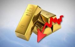 الصورة: الصورة: تراجع حاد لأسعار الذهب