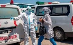 الصورة: الصورة: المغرب يسجل 1376 إصابة جديدة بكورونا و25 وفاة