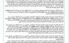 الصورة: الصورة: السعودية تسمح بأداء العمرة.. والزيارة تدريجياً