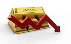 الصورة: الصورة: تراجع جديد لأسعار الذهب