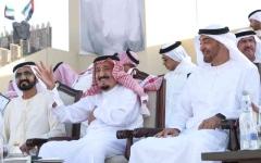 الصورة: الصورة: الإمارات والسعودية أسس راسخة من الأخوة ووحدة الرؤى