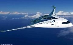 """الصورة: الصورة: شاهد.. """"إيرباص"""" تعرض 3 نماذج من """"طائرة المستقبل"""""""