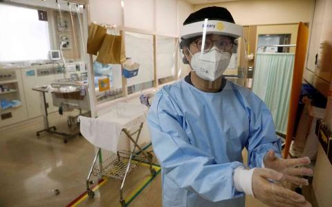 الصورة: الصورة: خبر سار من اليابان بشأن علاج كورونا