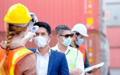 الصورة: الصورة: الأمم المتحدة: 3.5 تريليون دولار خسائر عمال العالم بسبب كورونا