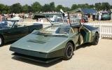 الصورة: الصورة: شركة تعيد سيارة خارقة يتيمة بعد 30 عاماً من الضياع
