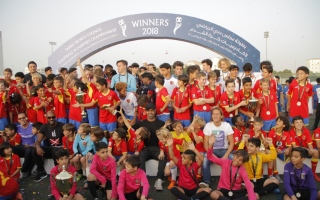 الصورة: الصورة: مجلس دبي الرياضي يواصل خطط تطوير المدربين والأكاديميات وبرامجه التطويرية