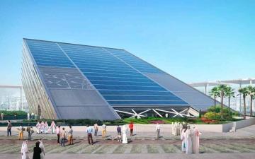 الصورة: الصورة: جناح السعودية في إكسبو يستعرض جهود المملكة في تشكيل ملامح المستقبل
