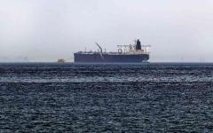 """الصورة: الصورة: الناقلة اليمنية """"صافر"""" تهدّد البحر الأحمر بكارثة بيئية"""