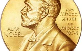 الصورة: الصورة: قيمة جائزة نوبل تزيد 110 آلاف دولار
