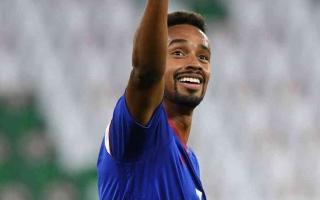 الصورة: الصورة: كايو أفضل لاعبي الجولة الخامسة لدوري أبطال آسيا