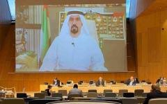 الصورة: الصورة: عبد القدوس العبيدلي: الإمارات حققت قفزة نوعية في حماية حقوق الملكية الفكرية