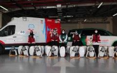 """الصورة: الصورة: """"إسعاف دبي"""" تدشن 50 جهازا متطورا للإنعاش القلبي الرئوي"""