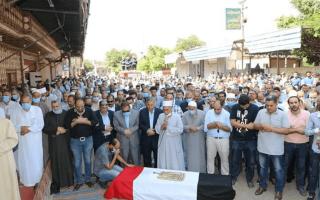 الصورة: الصورة: مصر تودّع أبطال سجن طرة