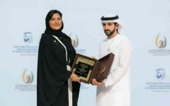 الصورة: الصورة: 13 شخصية رياضية سعودية توشح صدرها بـ «جائزة الإبداع»