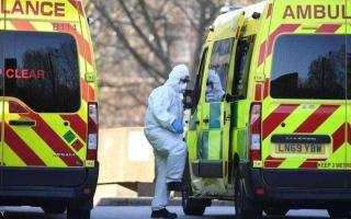 الصورة: الصورة: بريطانيا تسجل أعلى معدل إصابات بكورونا منذ تفشي الجائحة