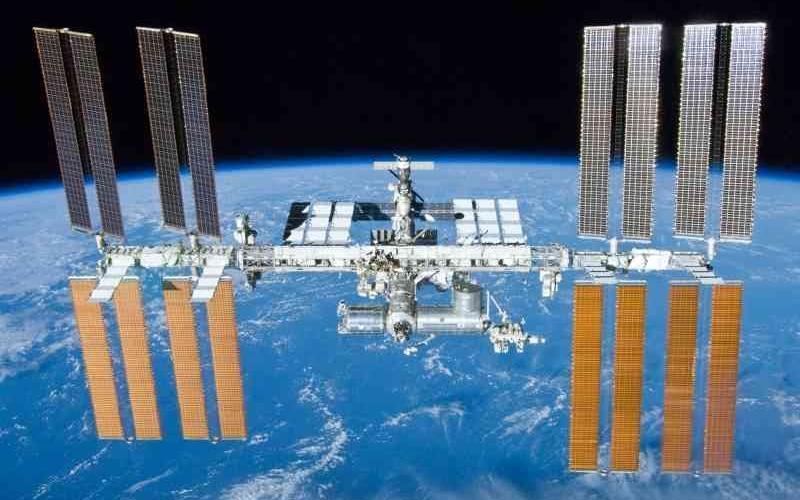 الصورة: الصورة: «ناسا» قلقة من محطة الفضاء الصينية المستقبلية