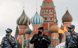 الصورة: الصورة: روسيا تسجل أكثر من 7 آلاف إصابة جديدة بكورونا