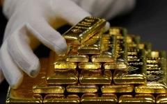 الصورة: الصورة: الذهب يصعد مع انحسار صعود الدولار