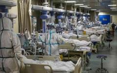 الصورة: الصورة: إصابات كورونا في العالم تصل إلى 32.2 مليوناً